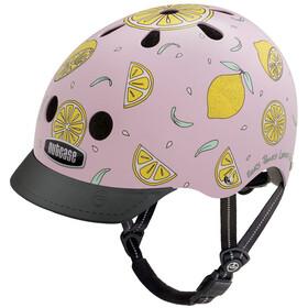 Nutcase Street Helmet Kids pink lemonade